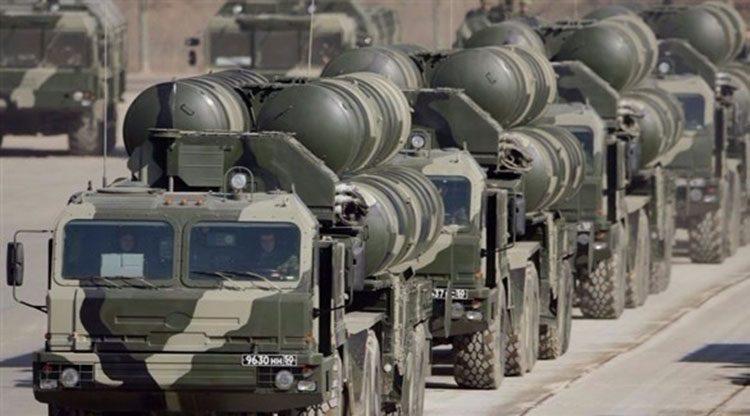 صواريخ دفاعية روسية (أرشيف)