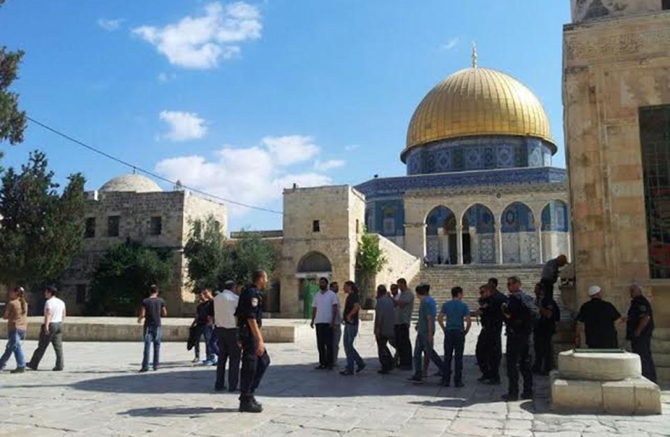 الأردن يدين الاستفزازات اليهودية المتطرفة في القدس المحتلة