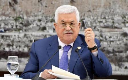 عباس: لن نقبل بالأمر الواقع
