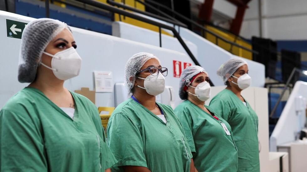 قائمة محدثة بالدول الـ10 الأكثر تضررا جراء تفشي وباء كورونا