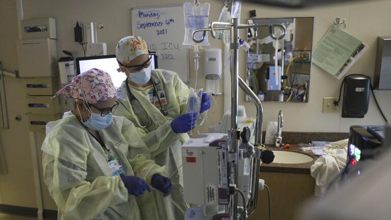 """""""كورونا"""" يتغلب على """"الأنفلونزا الإسبانية"""" في الولايات المتحدة"""